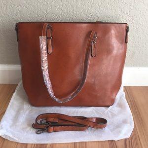 d0c224e58bcd Weekend Edit Bags - Weekend Edit Vegan Transport Tote Work Laptop Bag